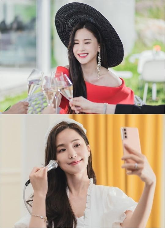 하이클래스 공현주 (사진=tvN)