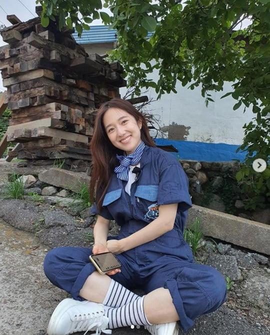 이혜성, 이러니 '♥전현무'가 반하지…인형 미모+청량 미소 [TEN ★]
