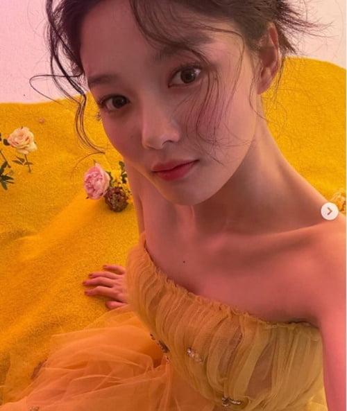 김유정, 고혹미·애교미 공존…인형 아닌가요? [TEN ★]