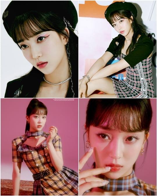 스테이씨 수민·시은, 첫 미니앨범 '스테레오타입' 콘셉트 포토 2탄 공개