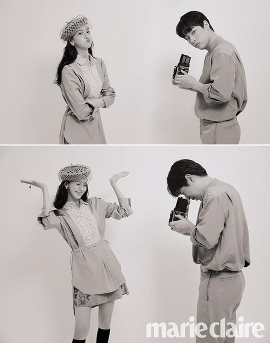 박정민X윤아, '기적' 커플의 빛나는 청춘 [화보]