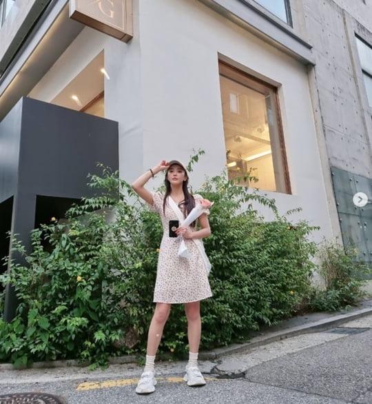 정유미, ♥강타에게 장미꽃 받았나…럽스타그램 ing? [TEN ★]