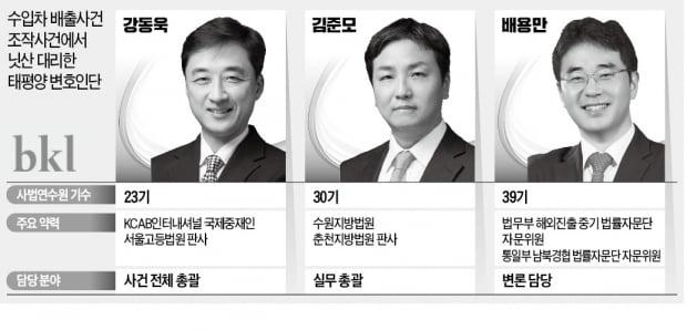 """""""美·日 사례 파헤쳐""""…태평양, 韓닛산 '디젤게이트' 선방"""