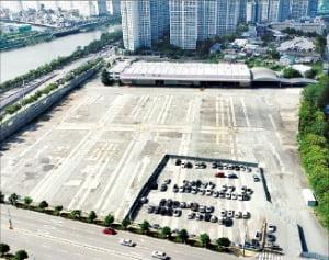 옛 한진CY 부지 개발 재추진…부산 최대 창업센터 조성한다