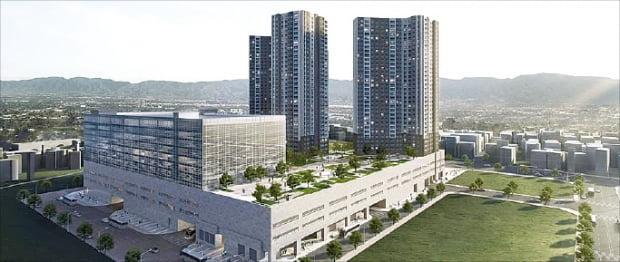 대전 유성터미널 '공영개발'…33층 주상복합건물 짓는다