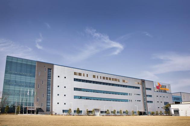 SK이노베이션의 충남 서산 배터리 공장. 출처: SK이노베이션