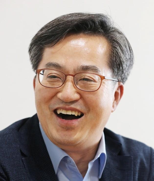 (사진) 김동연 전 부총리 겸 기획재정부 장관. /연합뉴스