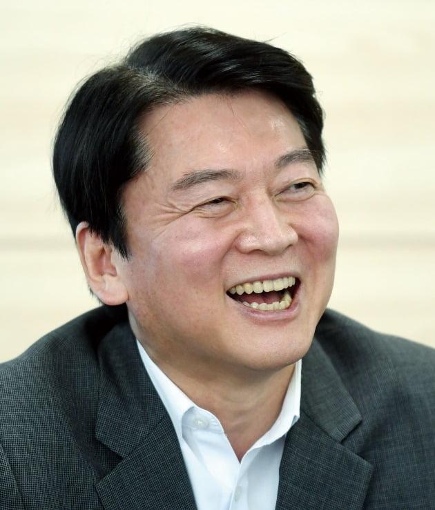 (사진) 안철수 국민의당 대표. /허문찬 한국경제신문 기자