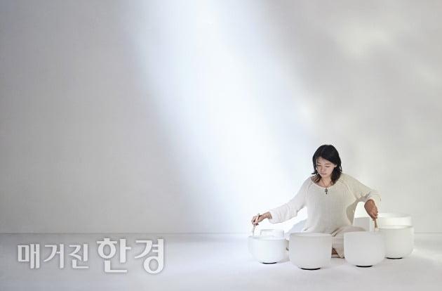 """[Special] """"싱잉볼 소리 명상, 전 세계에 알릴 것"""""""