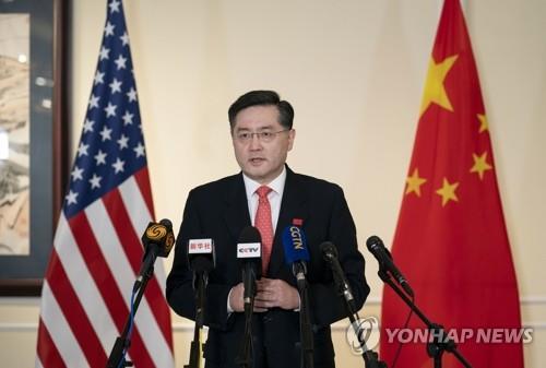 """홍콩매체 """"중국, 톈진회담서 미국과 관계 개선 바람 시사"""""""