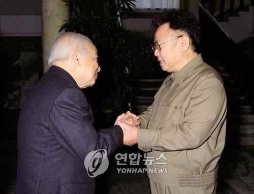 북, 캄보디아 前 국왕 방북 17주년 기념…양국 친선관계 강조