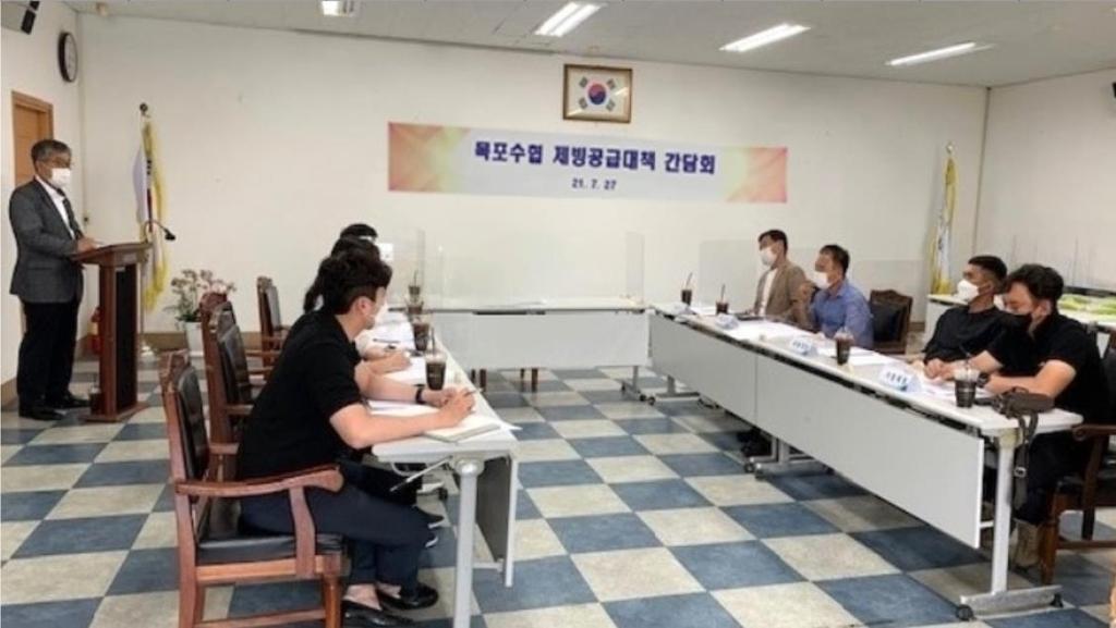 목포 어민 성수기 얼음대란 우려…업체 2곳 폐업·쇄빙탑 철거