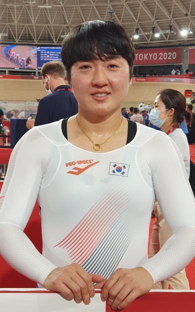 """[올림픽] '펑펑' 울어버린 이혜진…""""사이클이 관심받을 기회인데"""""""
