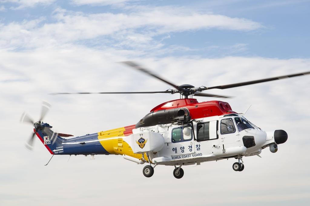 KAI, 해양경찰청 수리온 해경헬기 2대 추가 계약