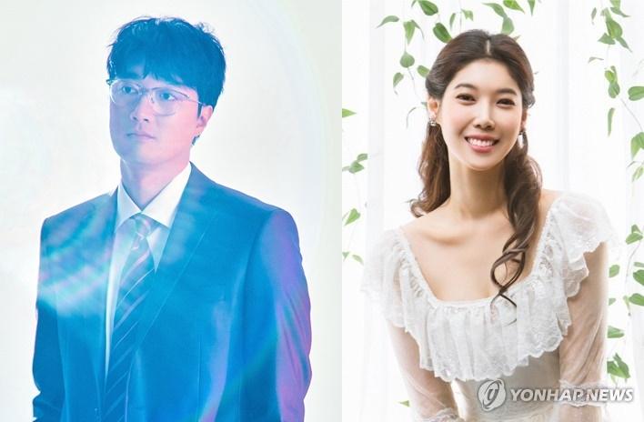 페퍼톤스 이장원, 뮤지컬 배우 배다해와 결혼