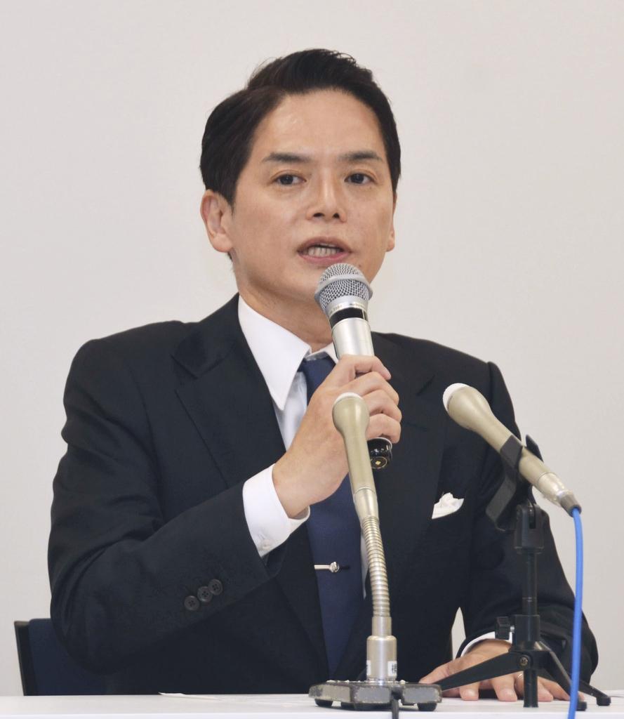 """""""日요코하마 시장선거서 스가 지지 후보 낙선할 듯""""[NHK 출구조사]"""