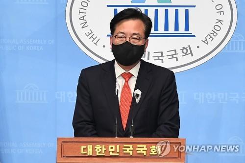 """'당직자 폭행' 송언석, 국민의힘 복당…이준석 """"환영"""""""