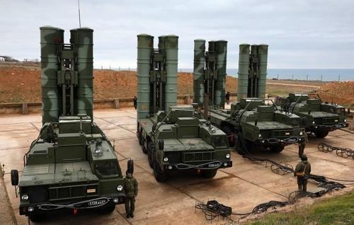 """에르도안 """"러 방공미사일 S-400 2차분 반드시 도입할 것"""""""