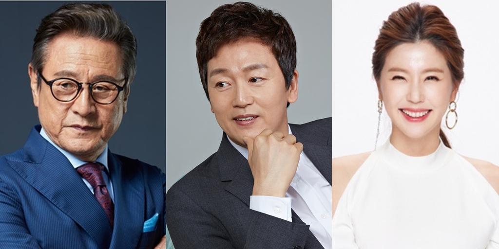 [방송소식] 박근형-김정태-이윤미, IHQ 드라마 '욕망' 합류
