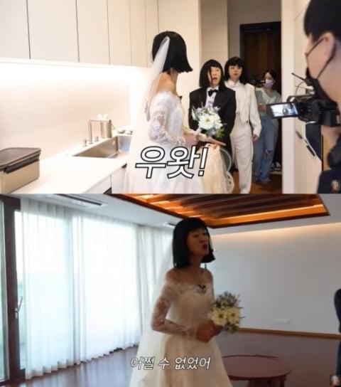 """""""공사만 6개월""""…홍진경, 3층집 최초 공개"""
