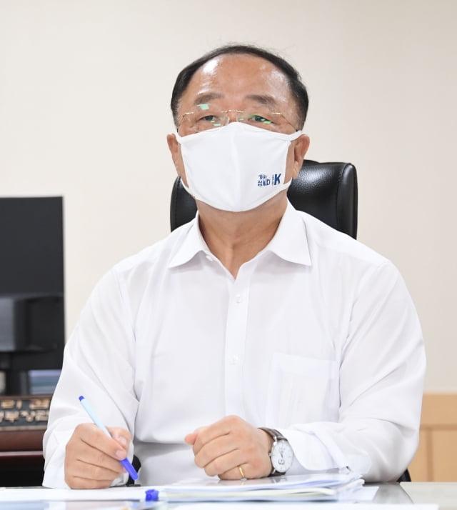 """""""국민·소상공인 지원금, 9월 말까지 90% 이상 집행"""""""