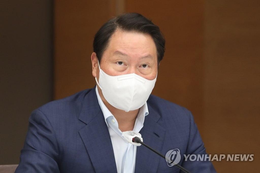 최태원 SK 회장, `허위사실 방송` 유튜브 채널 고소