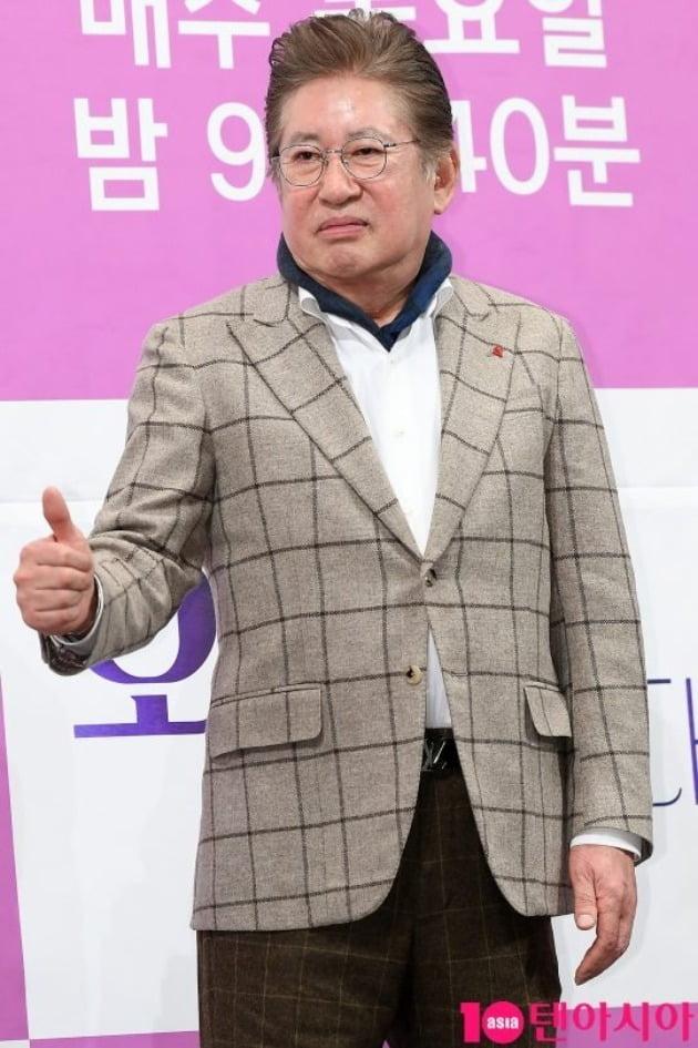 김용건/사진=텐아시아 DB