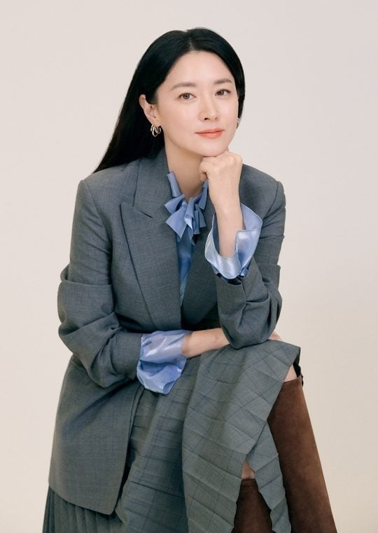 배우 이영애./사진제공=워너브러더스, 굳피플