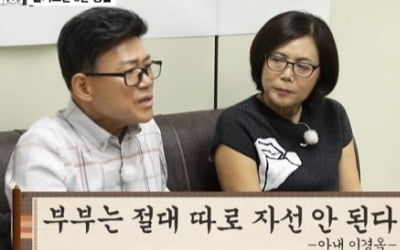 """'엄영수 세 번째♥' 이경옥 """"美 재력가 소문?"""""""
