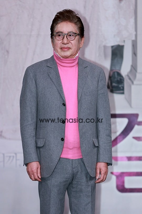 배우 김용건./사진=텐아시아 DB