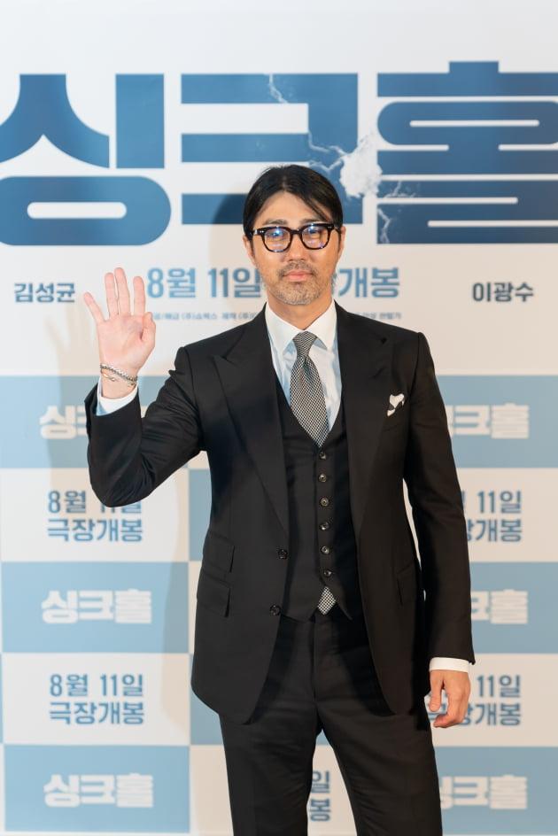 영화 '싱크홀' 차승원./ 사진제공=쇼박스