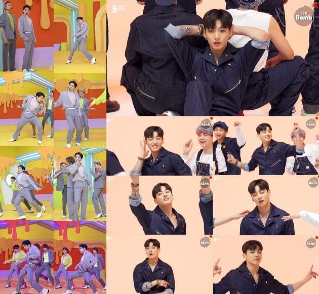 '직캠 장인' 방탄소년단 정국, 'Butter' SiriusXM' 최단 800만 뷰 돌파