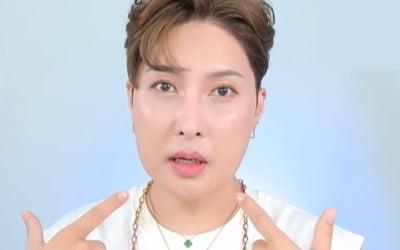 김기수, 코·안면윤곽 성형 후 달라진 얼굴 공개