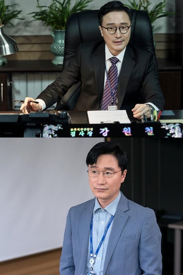 배우 박성근. /사진제공=tvN 드라마 '비밀의 숲'