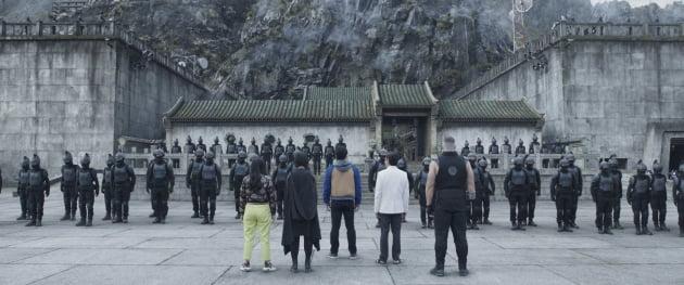 영화 '샹치와 텐 링즈의 전설' 스틸 / 사진제공=월트디즈니컴퍼니 코리아