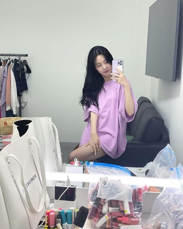 배우 이유비/ 사진=인스타그램
