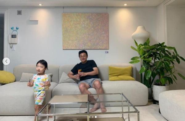 이지혜 가족 / 사진 = 이지혜 인스타그램