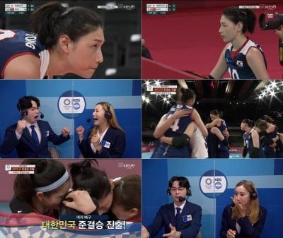 KBS 올림픽 시청률 압도적 1위