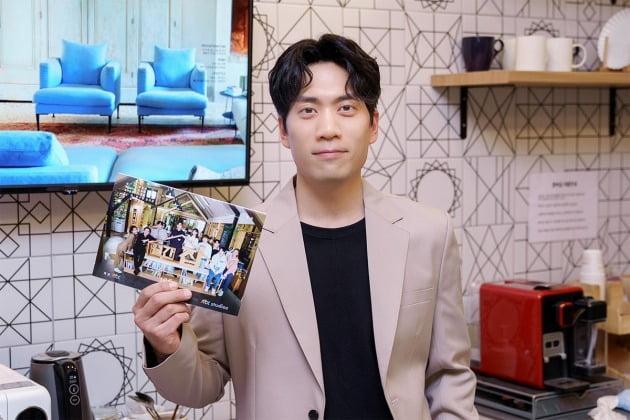 배우 안창환./사진제공=H&엔터테인먼트