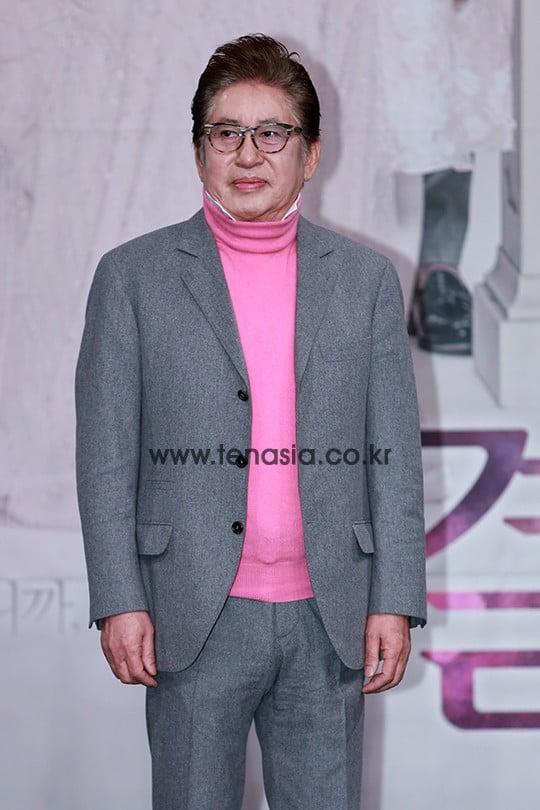 배우 김용건. /텐아시아DB