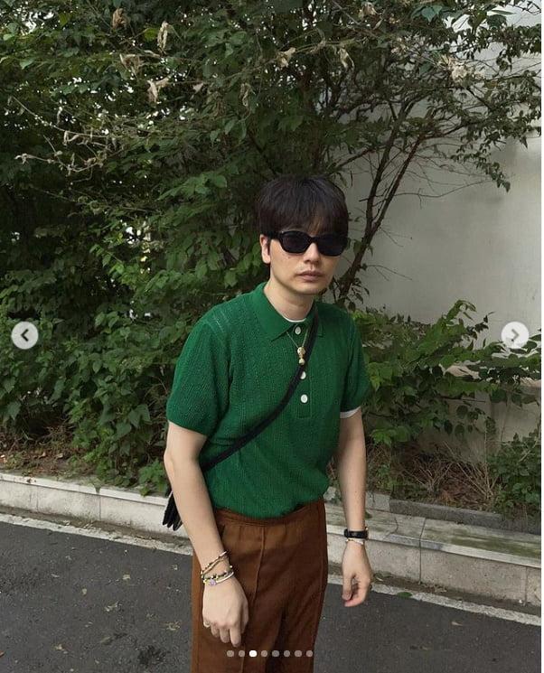 이동휘, 패셔니스타의 화려한 외출...박재정이 준 명품가방은 어디?[TEN★]