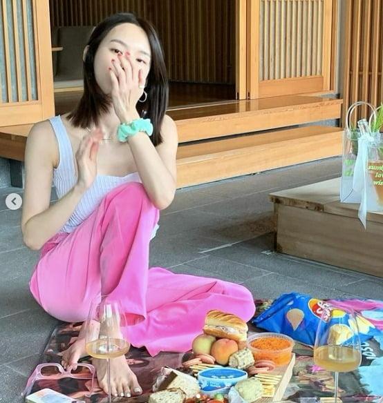 사진=김수미 인스타그램