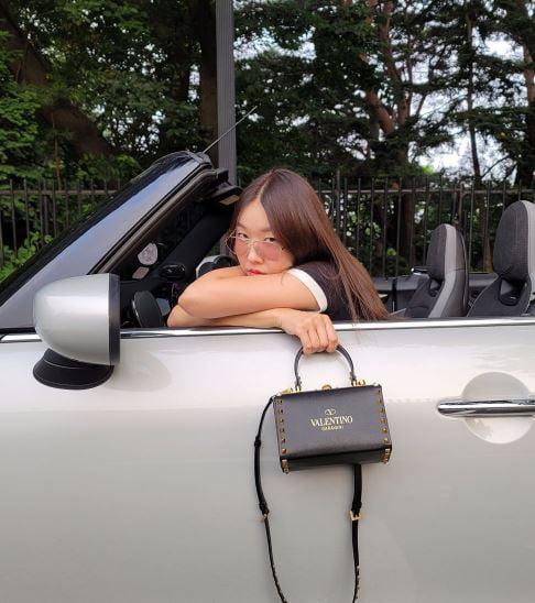 /사진=한혜진 인스타그램