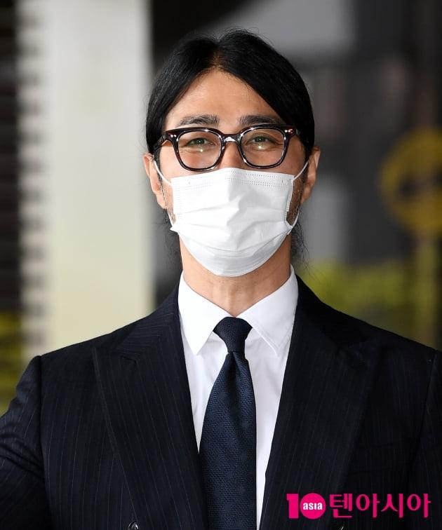[TEN 포토] 차승원 '시크한 마초남'
