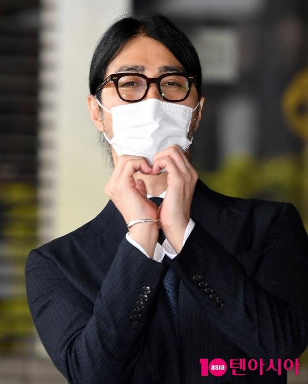 [TEN 포토] 차승원 '영화 '싱크홀' 사랑이 필요합니다'