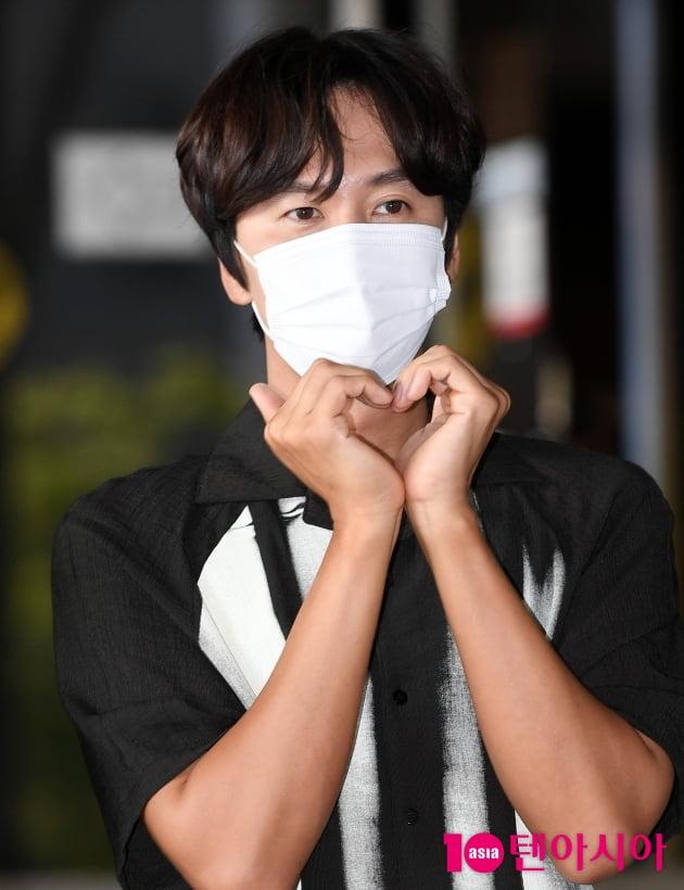 [TEN 포토] 이광수 '배우 본업으로 돌아온 아시아프린스'