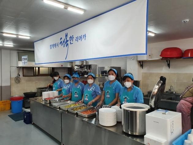 '경주 영웅시대', 임영웅 데뷔 5주년에 '리어카 급식소' 찾은 사연은?