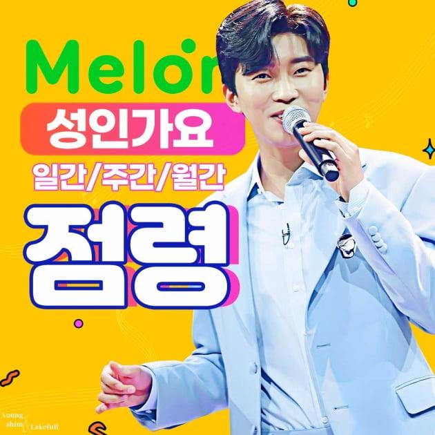 '차트 파괴자' 임영웅, 멜론 성인가요 일간·주간·월간 차트 톱9 '점령'
