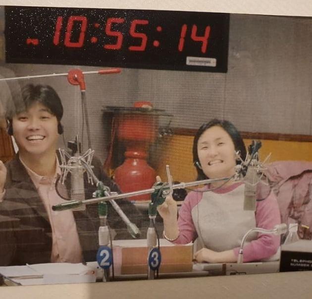 박수홍-박경림./ 사진=인스타그램