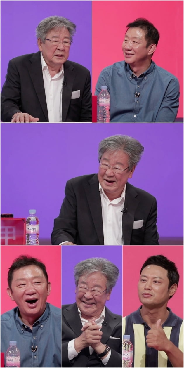 '당나귀귀' 최불암./ 사진제공=KBS